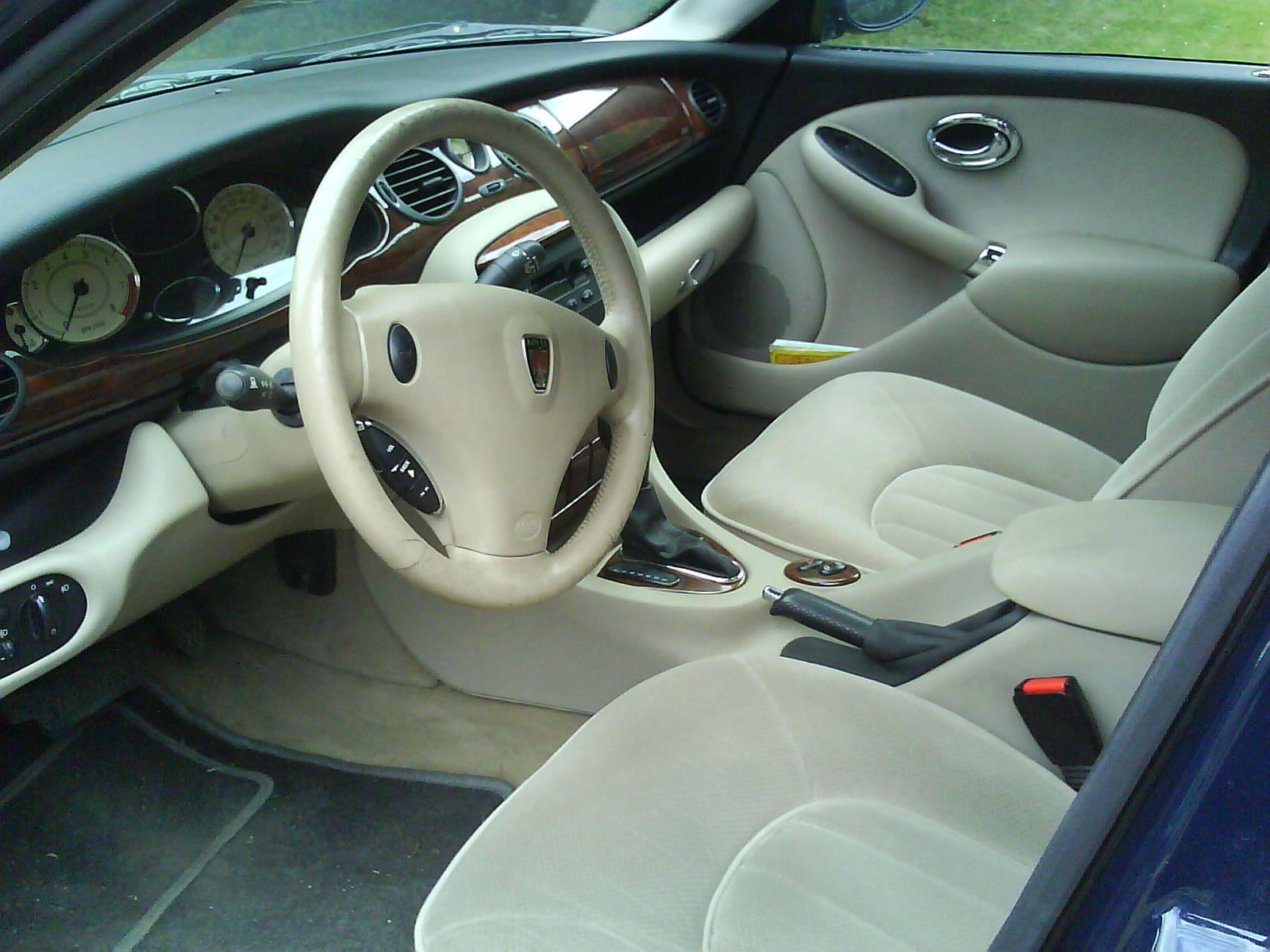 VENTE] - Rover 75 1.8 Pack
