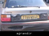 Côté gauche pour Fiat Bravo 2007-14 Miroir Rétroviseur Chauffant Pince Sur